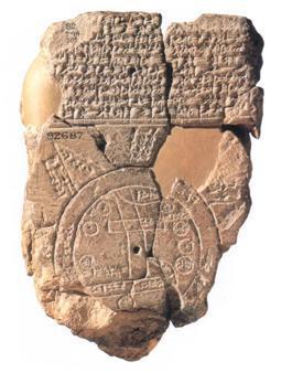 Wat is de oudste landkaart ter wereld?
