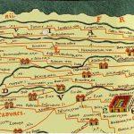 Wat zijn de oudste landkaarten van Nederland?